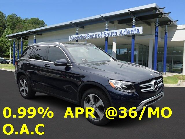 Mercedes South Atlanta >> 2016 Mercedes Benz Glc Glc 300