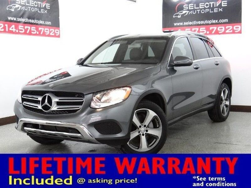 2016 Mercedes-Benz GLC GLC 300, LEATHER SEATS, PANO ROOF, REAR VIEW CAM