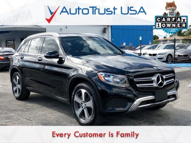 2016 Mercedes-Benz GLC GLC 300 Miami FL