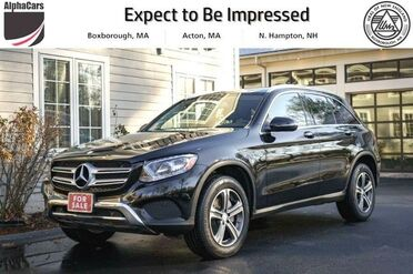 2016_Mercedes-Benz_GLC300_4Matic_ Boxborough MA