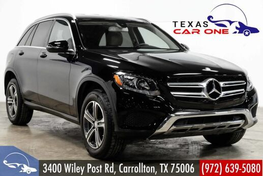 2016 Mercedes-Benz GLC300 PREMIUM PACKAGE BLIND SPOT ASSIT KEYLESS GO LEATHER HEATED SEATS Carrollton TX