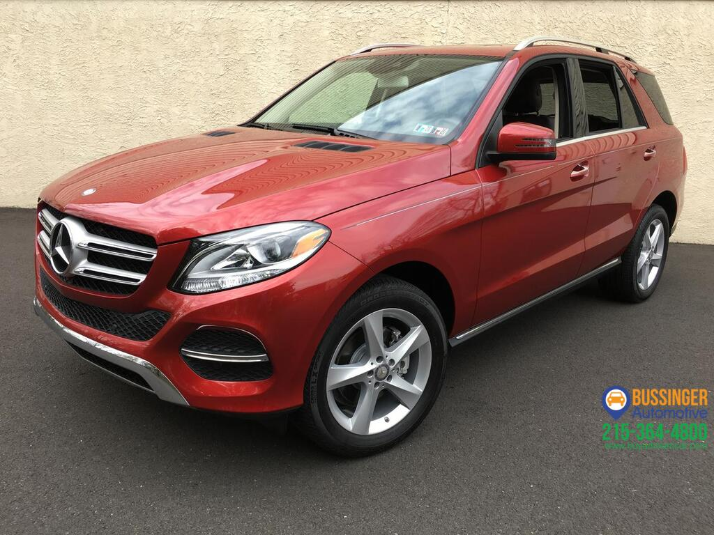 2016 Mercedes-Benz GLE 350 - 4Matic w/ Navigation Feasterville PA