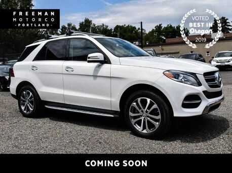 2016_Mercedes-Benz_GLE 350_4MATIC Blind Spot Assist Keyless Go_ Portland OR
