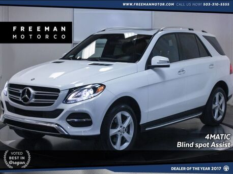 2016_Mercedes-Benz_GLE 350_4MATIC Keyless Go Blind Spot Asst Back-Up Cam Nav_ Portland OR