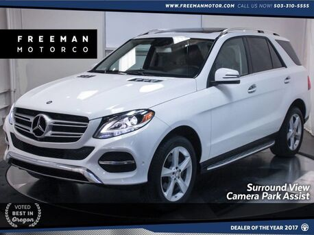2016_Mercedes-Benz_GLE 350_4MATIC Keyless-Go Surround View Cam Nav Tow_ Portland OR