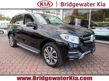 2016_Mercedes-Benz_GLE_350 4MATIC, Premium Package, Navigation, Rear-View Camera, Apple CarPlay, Harman Kardon Surround Sound, Heated Leather Seats, Power Sunroof, Running Boards, 19-Inch Alloy Wheels,_ Bridgewater NJ