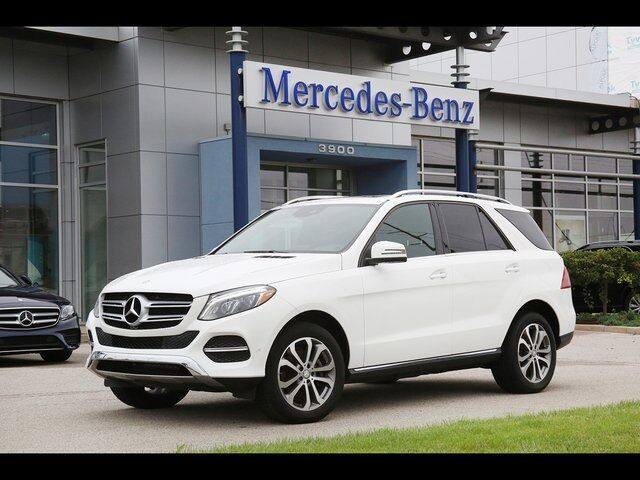 2016 Mercedes-Benz GLE 350 4MATIC® SUV Indianapolis IN