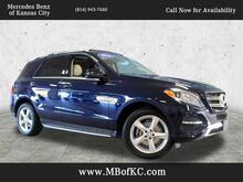 2016_Mercedes-Benz_GLE_350 4MATIC® SUV_ Kansas City MO
