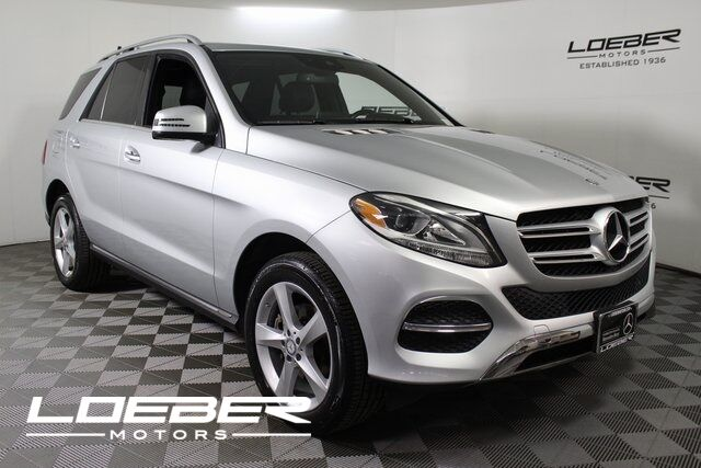 2016 Mercedes-Benz GLE 350 4MATIC® SUV Chicago IL