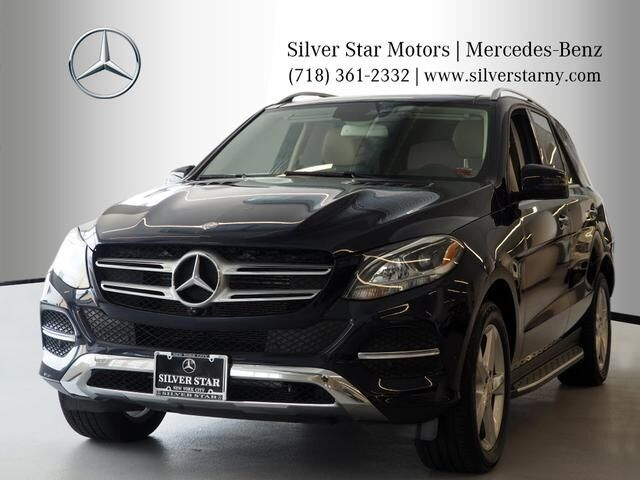 2016 Mercedes-Benz GLE 350 4MATIC® SUV Long Island City NY