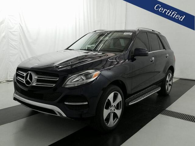 2016 Mercedes-Benz GLE 350 4MATIC® SUV Medford OR