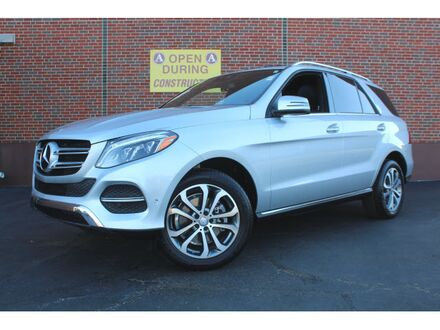 2016_Mercedes-Benz_GLE_350 4MATIC® SUV_ Merriam KS