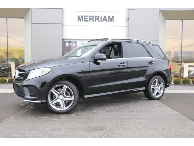 2016 Mercedes-Benz GLE 350 4MATIC® SUV Merriam KS