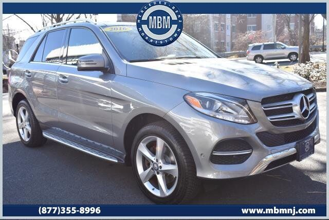 2016 Mercedes-Benz GLE 350 4MATIC® SUV Morristown NJ