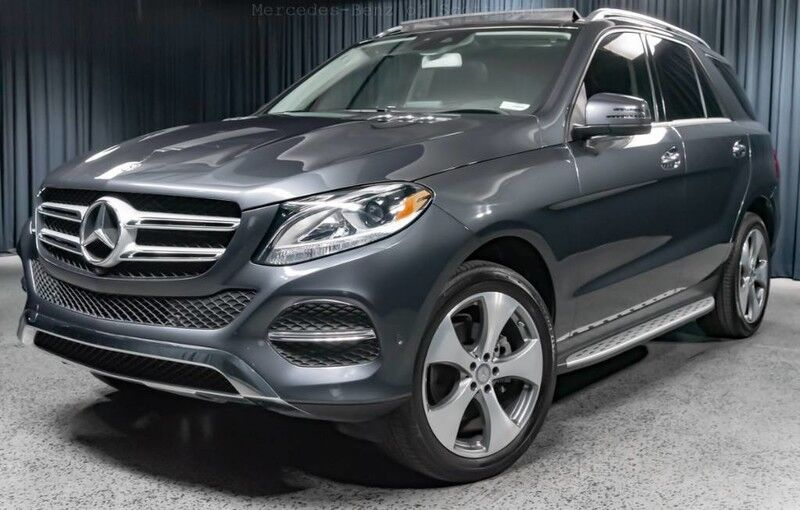 2016 Mercedes-Benz GLE 350 4MATIC® SUV Scottsdale AZ