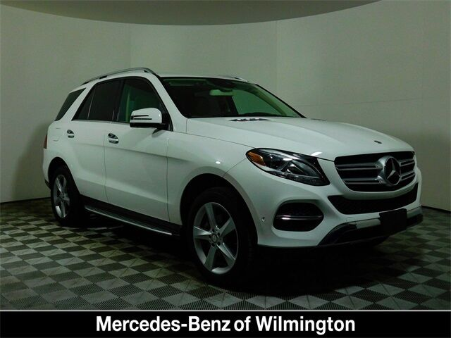 2016 Mercedes-Benz GLE 350 4MATIC® SUV Wilmington DE