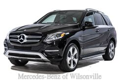 2016_Mercedes-Benz_GLE_350 4MATIC® SUV_ Portland OR