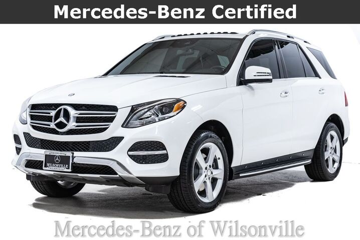 2016 Mercedes-Benz GLE 350 4MATIC® SUV Portland OR