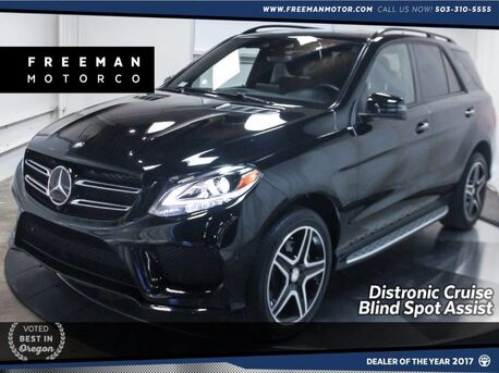2016_Mercedes-Benz_GLE 350_4MATIC Surround View Cam Distronic Cruise_ Portland OR