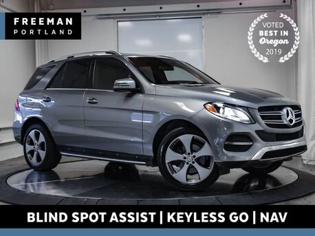 2016_Mercedes-Benz_GLE 350_4MATIC Surround View Cam Nav Keyless Go_ Portland OR