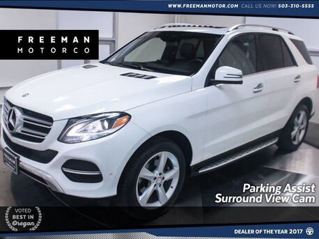 2016_Mercedes-Benz_GLE 350_4MATIC Surround View Cam Park Assist_ Portland OR