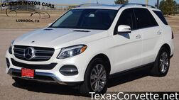 2016_Mercedes-Benz_GLE 350_4Matic_ Lubbock TX