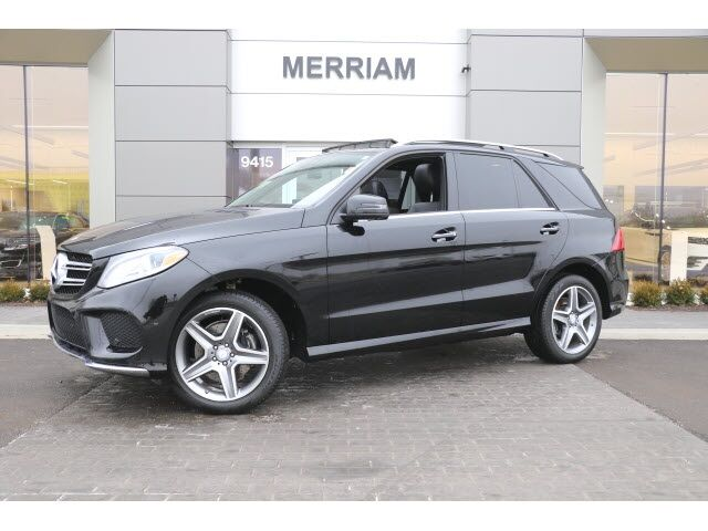 2016 Mercedes-Benz GLE 350 Merriam KS