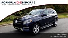 2016_Mercedes-Benz_GLE_350 PREMIUM / NAV / SUNROOF / BACK-UP CAMERA / LANE TRACKING_ Charlotte NC