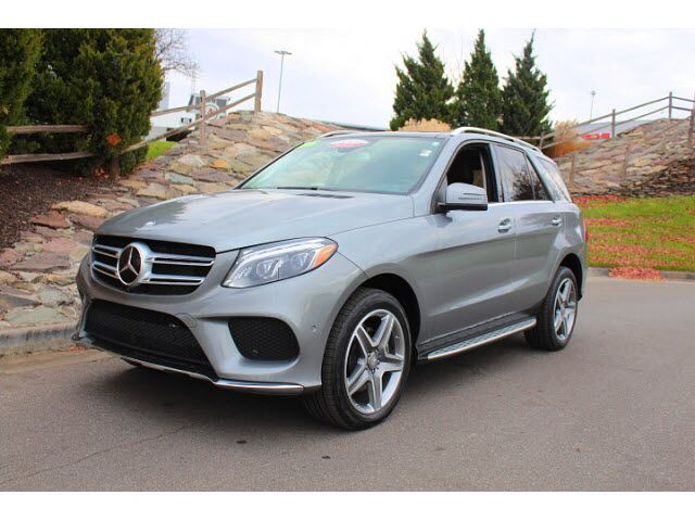 2016 Mercedes-Benz GLE 400 4MATIC® SUV Merriam KS