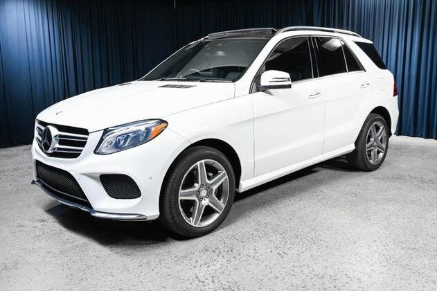 2016 Mercedes-Benz GLE 400 4MATIC® SUV Scottsdale AZ