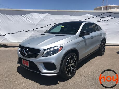 2016_Mercedes-Benz_GLE 450 4MATIC® Coupe__ El Paso TX