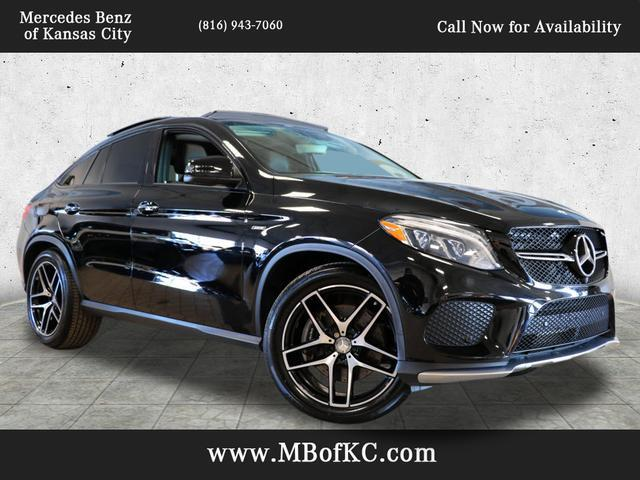 2016 Mercedes-Benz GLE 450 4MATIC® Coupe  Kansas City MO