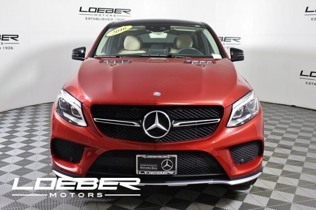 2016 Mercedes-Benz GLE 450 4MATIC® Coupe  Chicago IL