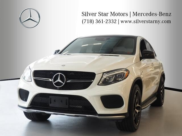 2016 Mercedes-Benz GLE 450 4MATIC® Coupe  Long Island City NY