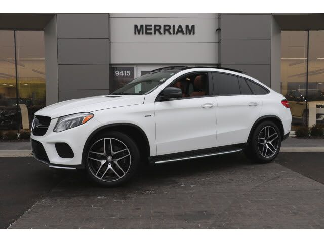 2016 Mercedes-Benz GLE 450 4MATIC® Coupe  Kansas City KS