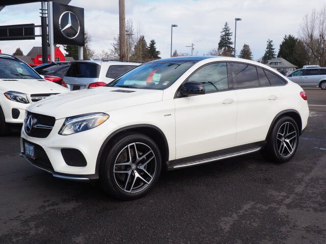 2016 Mercedes-Benz GLE 450 4MATIC® Coupe Salem OR 27597949
