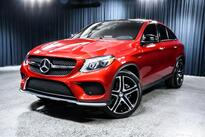 Mercedes-Benz GLE 450 4MATIC® Coupe  2016