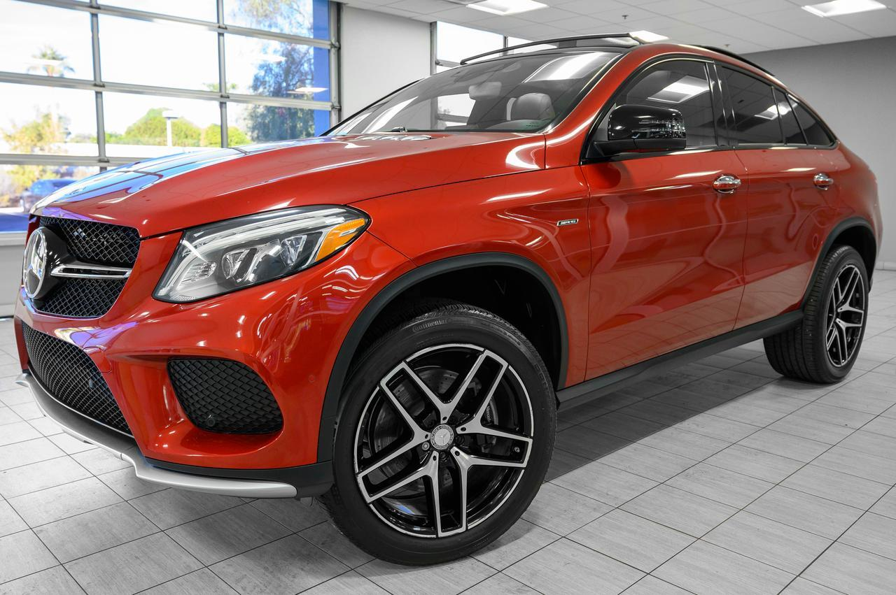 2016 Mercedes-Benz GLE 450 4MATIC® Coupe Peoria AZ