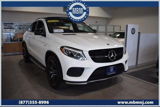 2016 Mercedes-Benz GLE 450 AMG 4MATIC® Coupe Morristown NJ