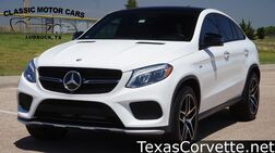 2016_Mercedes-Benz_GLE 450_AMG_ Lubbock TX