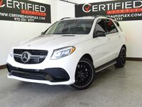 Mercedes-Benz GLE 63 AMG 4MATIC Premium Package Distronic Plus Assist Lighting Package Parking 2016
