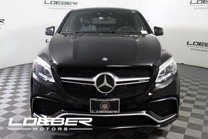 2016 Mercedes-Benz GLE AMG® 63 S Coupe