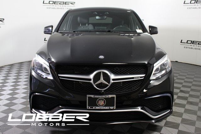 2016 Mercedes-Benz GLE AMG® 63 S Coupe Lincolnwood IL