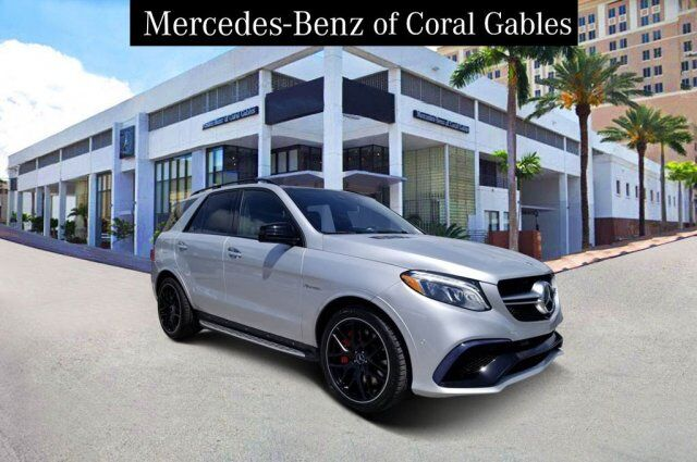 2016 Mercedes-Benz GLE AMG® 63 S SUV Coral Gables FL