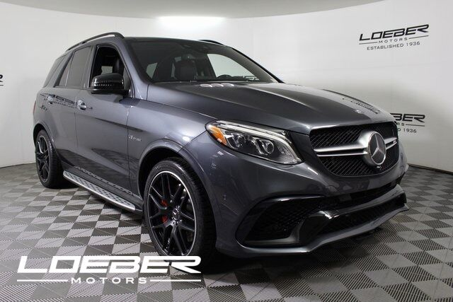2016 Mercedes-Benz GLE AMG® 63 S SUV Lincolnwood IL