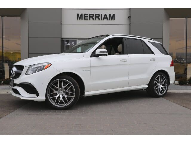 2016 Mercedes-Benz GLE AMG® 63 SUV Kansas City KS