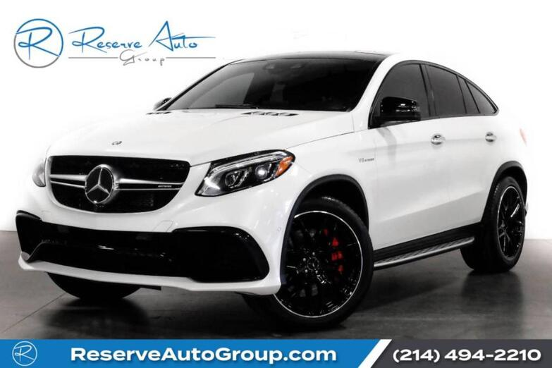 2016 Mercedes-Benz GLE AMG GLE 63 S Certified Warranty The Colony TX