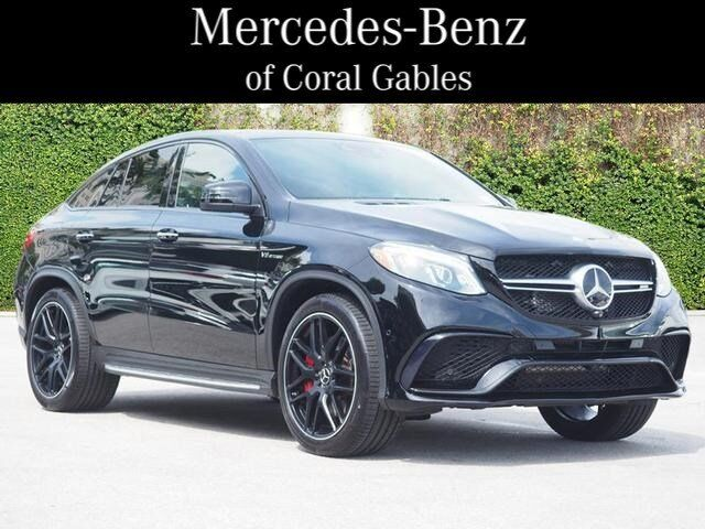 2016 Mercedes-Benz GLE AMG GLE 63 S Coral Gables FL