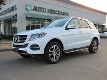 2016_Mercedes-Benz_GLE-Class_GLE350 LEATHER SEATS, NAVIGATION, SUNROOF, BACKUP CAMERA, POWER LIFTGATE, BLIND SPOT MONITOR_ Plano TX