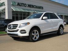 2016_Mercedes-Benz_GLE-Class_GLE350 NAVIGATION, LANE DEPARTURE, HTD FRONT STS, SUNROOF, BACKUP CAMERA, BLIND SPOT MONITOR_ Plano TX